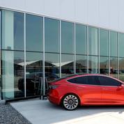 Le constructeur californien Tesla rate une vitesse