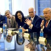 Donald Trump en froid avec les patrons de la technologie