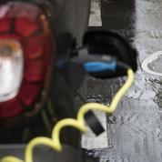 Des pleins rapides pour les voitures électriques