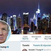 La désactivation du compte Twitter de Trump pose des questions de sécurité