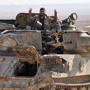 Syrie : Damas reprend à Daech la ville de Deir ez-Zor