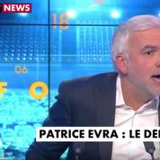 Affaire Evra : Pascal Praud s'emporte face à un chroniqueur