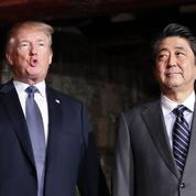 Donald Trump en terrain conquis au Japon