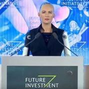 Androïde saoudienne : droit des Robots contre droit de l'Homme