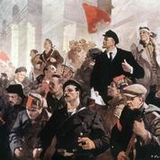 Le récit d'un petit Français égaré dans le chaos de la révolution russe