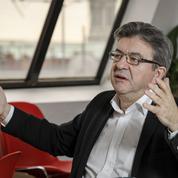 Européennes 2019 : Mélenchon se rêve en porte-voix de «la France du non»