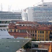 Menacée par le tourisme de masse, Venise interdit l'entrée des paquebots dans la lagune