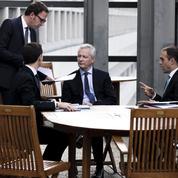 Dans les cabinets ministériels, les conseillers sous pression