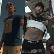 Diam's, Soprano, Rohff, Booba et Orelsan: les rappeurs déposent leur marque