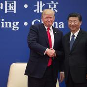 Une moisson miraculeuse de contrats pour Trump en Chine
