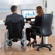 Les handicapés restent peu nombreux à occuper un emploi direct dans le secteur privé