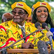 Zimbabwe: les ambitions de Grace Mugabe