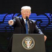Trump expose ses vues à l'Asie-Pacifique