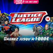 Web: la Française des jeux parie sur Batman et les super-héros de Justice League