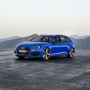 Audi RS4 Avant, le retour de l'enfant prodige