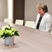 L'autorité toujours plus contestée de TheresaMay