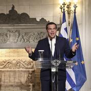 Alexis Tsipras distribue des cadeaux aux Grecs les plus démunis avant Noël