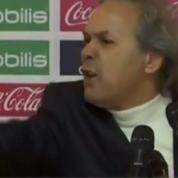 Clash entre Madjer et des journalistes algériens :« Taisez-vous !»