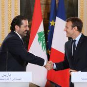 Invité par Emmanuel Macron, Saad Hariri arrivera samedi à Paris