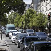 Les voitures à essence interdites à Paris en 2030