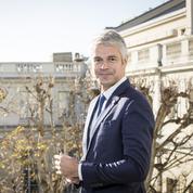 Laurent Wauquiez: «On ne construit pas l'Europe contre l'avis des peuples»