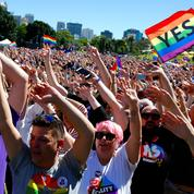 Les Australiens se prononcent en faveur du mariage gay