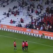 Le Qatar paye des «supporters» pour remplir ses stades de foot