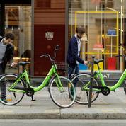 Paris demande une charte aux nouveaux acteurs du vélo en libre-service