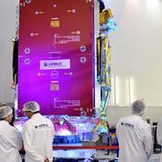 Eutelsat met en service le premier satellite tout électrique européen
