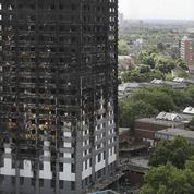 Incendie de la Grenfell Tower à Londres : un bilan définitif de 71 morts