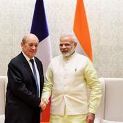 La France veut renforcer son partenariat avec l'Inde