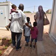 La France va chercher des réfugiés au Niger et au Tchad