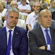 Alain Juppé et Laurent Wauquiez se rencontrent en tête-à-tête aujourd'hui