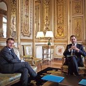 Emmanuel Macron veut ajuster son équipe gouvernementale