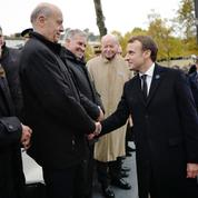 L'Europe, thème du déjeuner Juppé-Macron