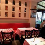 La cuisine tournis de La Cantina