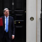 Le Trésor britannique sous tension