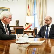 Allemagne : Martin Schulz sous pression pour accepter une grande coalition