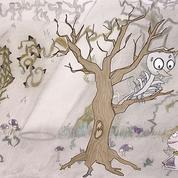 Pierre et le Loup ,pour les enfants et façon Tim Burton, au Théâtre des Champs Élysées