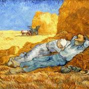 Julien Clerc sous le soleil de Van Gogh