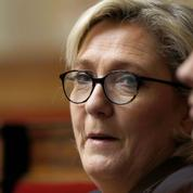 Europe : Marine Le Pen revoit sa copie