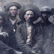 Une photo inédite de Billy the Kid et du shérif qui l'a abattu