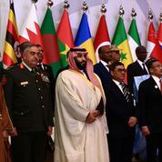 Arabie : la coalition antiterroriste sur orbite