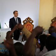 Macron répond aux critiques contre l'opération «Barkhane»