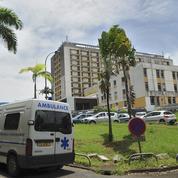 Incendie au CHU de Pointe-à-Pitre, 1200 personnes évacuées