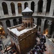 Tombeau du Christ : des analyses confortent son édification sous Constantin