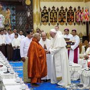 En Birmanie, le Pape et les bouddhistes appellent à la fraternité