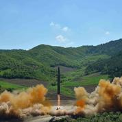 Le Hwasong-15 nord-coréen, un missile bien plus puissant qui garde ses secrets