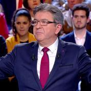 Invité de L'Émission politique ,Mélenchon s'enlise dans les polémiques