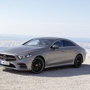 Mercedes CLS, le coupé 4 portes s'américanise